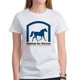 Women's Volunteer White T-Shirt