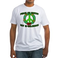 Wreath on Earth Shirt