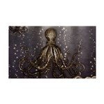 Octopus' lair - Old Photo 35x21 Wall Decal