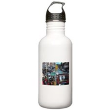 Super! Times Square Ne Water Bottle