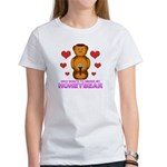 Honeybear Hearts Women's T-Shirt