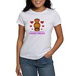 Honeybear Hearts Women's T-Shirt