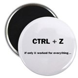 Unique Ctrl%2bz Magnet