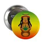 Rastabear Button