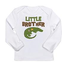 Little Bro Crocodile Long Sleeve T-Shirt