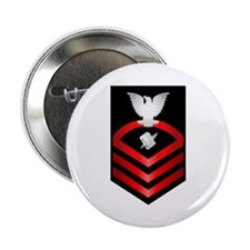 "Navy Chief Personnelman 2.25"" Button"