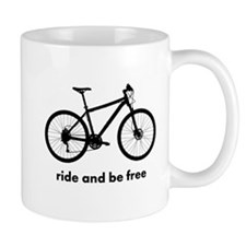 Custom Bicycle Mug