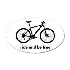 Custom Bicycle Wall Decal
