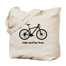 Custom Bicycle Tote Bag
