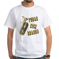 Tubas Kick Brass T-Shirt