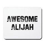 Awesome Alijah Mousepad