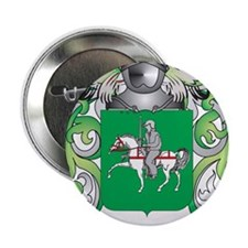"Caffrey Coat of Arms 2.25"" Button"
