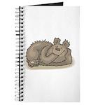 Silly Little Sleeping Bear Journal