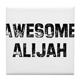 Awesome Alijah Tile Coaster
