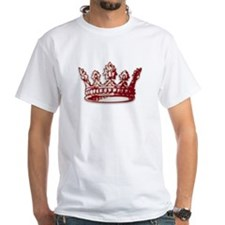 Medieval Red Crown Shirt