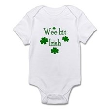 Wee bit Irish Onesie