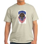 Louisville Police Ash Grey T-Shirt