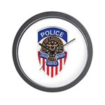 Louisville Police Wall Clock