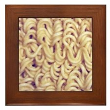 Ramen Framed Tile
