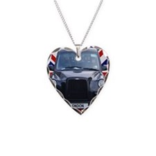 British black cab Necklace