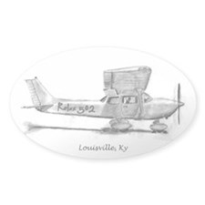 Cessna 172 Decal