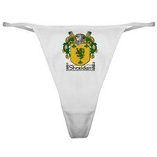 Sheridan Coat of Arms Classic Thong