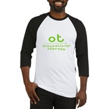 ot occupational therapy Baseball Jersey
