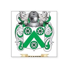 Carter Coat of Arms Sticker