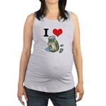 green olives.jpg Maternity Tank Top
