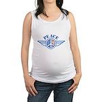 patriotic4.png Maternity Tank Top