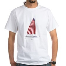 USA Dinghy Sailing Shirt