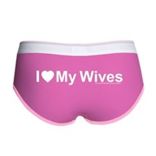 My Wives Women's Boy Brief