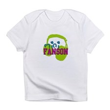 Mini Fanson Baby Bib Infant T-Shirt
