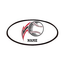 Personalized Baseball Pitch Patches