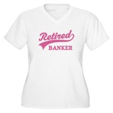 Retired Banker T-Shirt