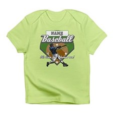 Personalized Home Run Time Infant T-Shirt