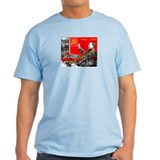 Mao Zedong Ash Grey T-Shirt