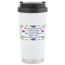 Serenity Sampler Travel Mug