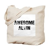 Awesome Alvin Tote Bag