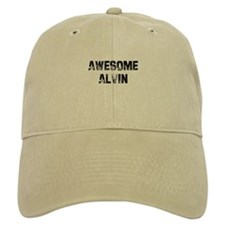 Awesome Alvin Baseball Cap