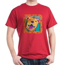 Bright Pittie T-Shirt
