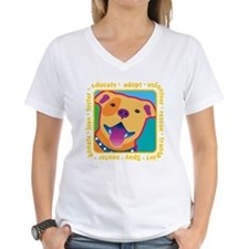 Bright Pittie Shirt