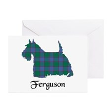 Terrier - Ferguson Greeting Cards (Pk of 20)