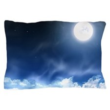 Night Sky Pillow Case