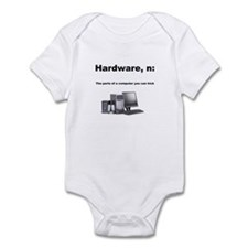 Definition of Hardware Infant Bodysuit