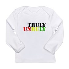 TRULY UNRULY Long Sleeve T-Shirt