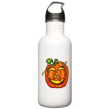 Jack OLantern Water Bottle