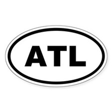 ATL Atlanta Decal