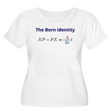 The Born Identity Plus Size T-Shirt