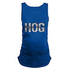 HOG.png Maternity Tank Top